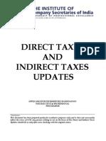 Tax icsi 2012