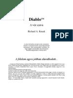Diablo 1. - Richard A. Knaak - A vér szava