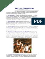 20 IDEAS PARA EVANGELIZAR (Tomás Forrest)