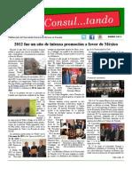 Boletín. Enero 2013