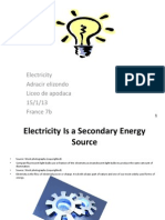Electricity France