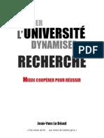 Rapport Le Déaut