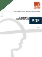 Modello econometrico multisettoriale del piemonte