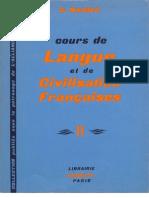 11164507-Cours-De-Langue-Et-De-Civilisation-FrancaiseVolumes-2