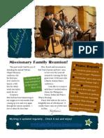 Labor of Love Newsletter Jan 2013