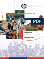 Cleveland Central Catholic Strategic Plan