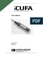 manual fluorometro