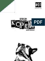 post köpek fanzin #01