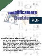 Amplificatoare electronice (Cardei Lucian `6101`).ppt