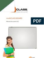 Manual pizarra digital