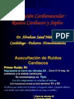 auscultacion cardíaca