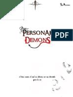 Demonios Personales  Lisa Desrochers