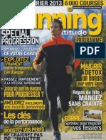 Running Attitude - janvier 2013