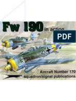 Squad FW 190 in action
