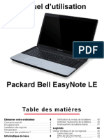 notice packard bell