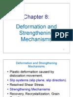 Deformation & Strength