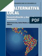 La alternativa local descentralizacion y desarrollo economico