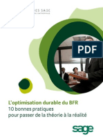 Optimisation du BFR