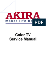 Akira crt television