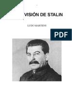 Otra visión sobre Stalin.
