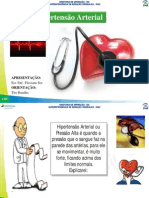 Hiertensão Arterial