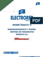 Sistema de Pararrayos MANACO S.A.