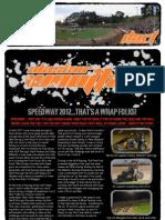 Alastair Wootten - Speedway 2012