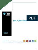 uTester Handbook