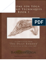 Bandha Yoga. Tips and techniques