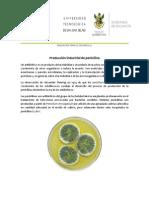 Bioproceso Penicilina
