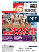 PSSST CENTRO JAN 16 2013 Issue