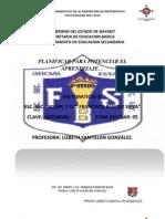 Examen de diagnostico matematicas 8 (3 secundaria)