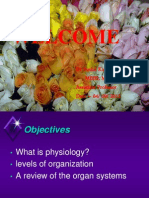 Physiology Introduction