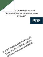 ANALISIS DOKUMEN AMDAL