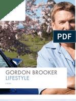 Gordon Brooker Lifestyle E-Book