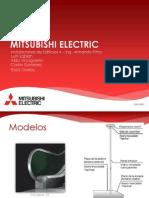 Escaleras Eléctricas Mitsubishi