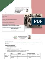 PLANEACIÓN DE LA PRIMERA JORNADA DE PRÁCTICA