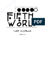 Fifth World RPG 0.2