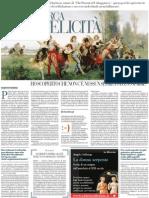 La non ricerca della felicità per il filosofo Daniel M. Haybron - La Repubblica 16.01.2013