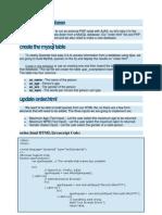input script