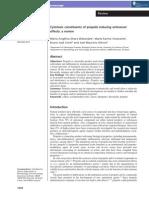 Cytotoxic Constituents of Propolis Inducing Anticancer