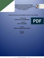 LAS OPERACIONES BÁSICAS EN LOS NUEVOS LIBROS DE TEXTO