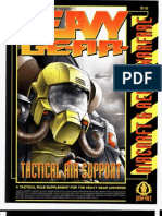 Heavy Gear DP9-008 - Tactical Air Support
