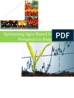 Optimizing Agro Based Industry Prospects in Bangladesh