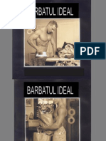 Barbatul ideal