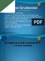 Test Grudzoidal
