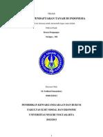DINAMIKA PENDAFTARAN TANAH DI INDONESIA.pdf