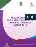 Asistenta sociala- servicii sociale