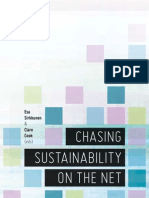 Chasing Sustainability on the Net 2012