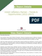 Indian Jewelry Market